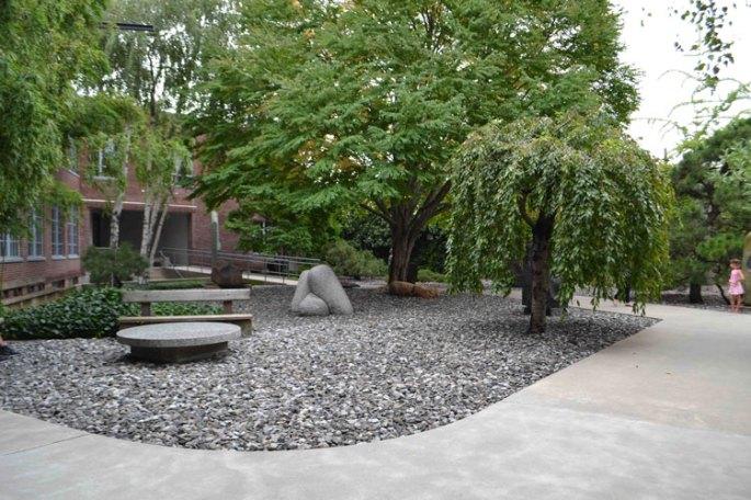 Noguchi Garden Museum ©Diana Witcher