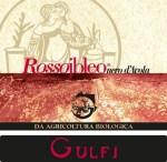 Gulfi Rossojbleo Nero d'Avola 2010