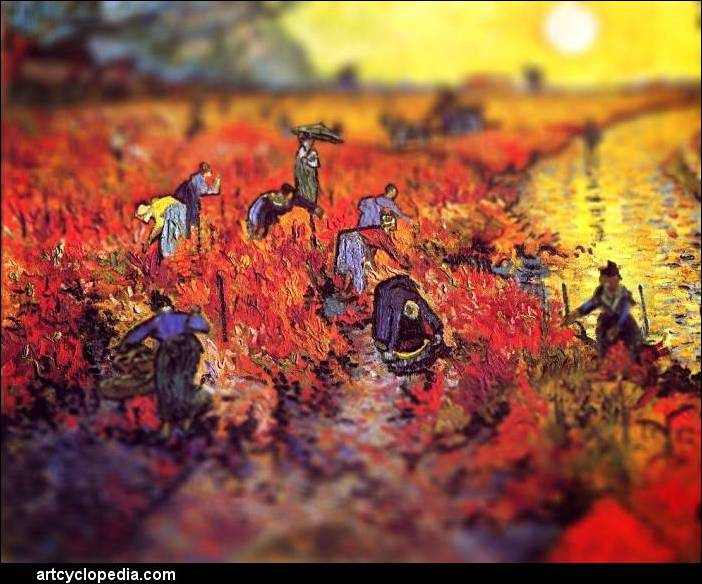 Van Gogh = Wonderful